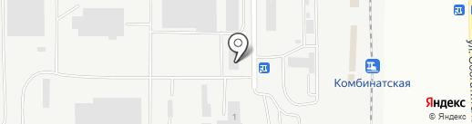 Упек на карте Ревды