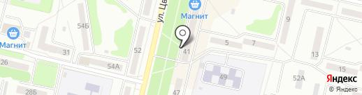 Почтовое отделение №280 на карте Ревды