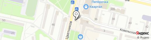 МТС на карте Ревды