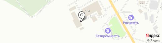 ГЛОБАЛ на карте Нижнего Тагила