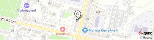 Платежный терминал, КБ Кольцо Урала на карте Ревды