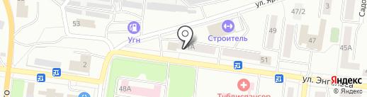EvroSpeaker на карте Ревды