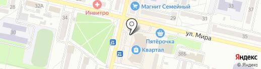 9 ОСТРОВОВ на карте Ревды