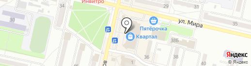 Фейерверк на карте Ревды