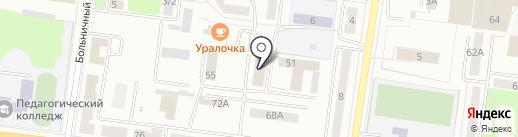 СтальТранс на карте Ревды