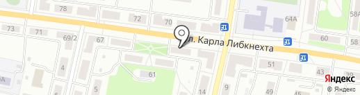 Настроение на карте Ревды