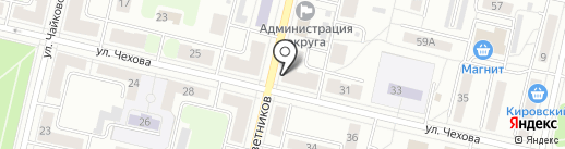 БЕЗотказов на карте Ревды