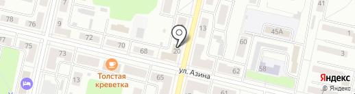 Следственный отдел по г. Ревда на карте Ревды