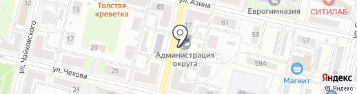 Дума городского округа Ревда на карте Ревды
