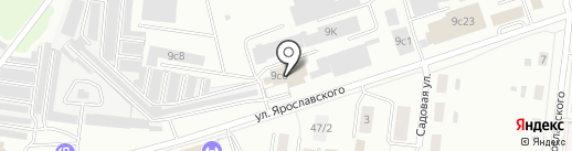 Webasto на карте Ревды