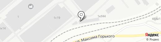 ТвояКровля на карте Нижнего Тагила