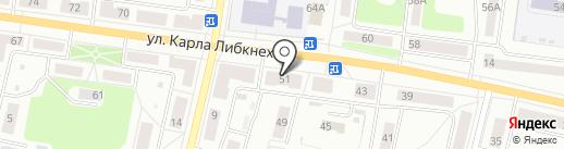 Мойдодыр на карте Ревды
