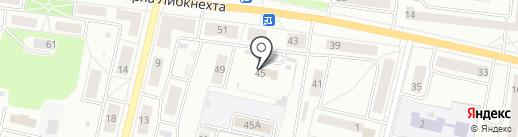 Florange на карте Ревды