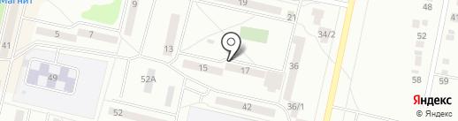 Детская библиотека им. П.П. Бажова на карте Ревды