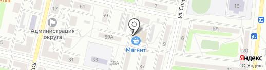Автобюро на карте Ревды