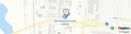Пром-Терминал на карте Первоуральска