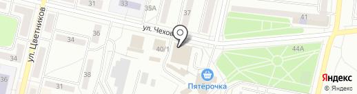 Пятерочка на карте Ревды
