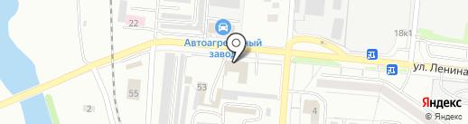 Люкс на карте Первоуральска