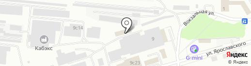 Quartz на карте Ревды