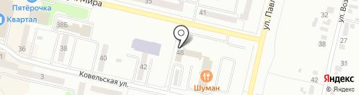 Ревдинский городской суд на карте Ревды