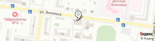Центр по приему и оформлению документов на регистрацию граждан по месту жительства на карте Ревды
