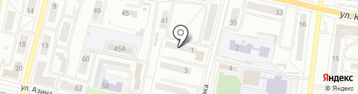 Гохан на карте Ревды