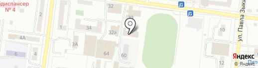 Экспресс на карте Ревды