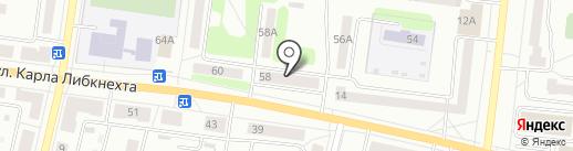 Ревдинская стоматологическая поликлиника на карте Ревды