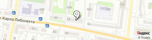 Банкомат, Сбербанк, ПАО на карте Ревды
