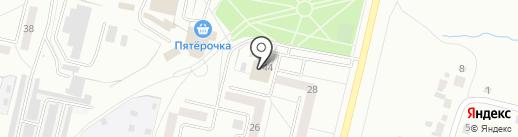 Ростелеком на карте Ревды