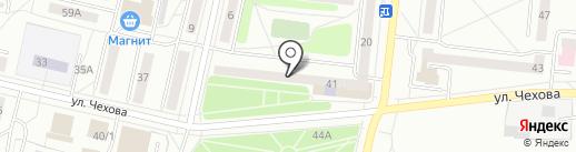 Сантехник на карте Ревды