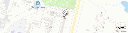 Ажур на карте Ревды