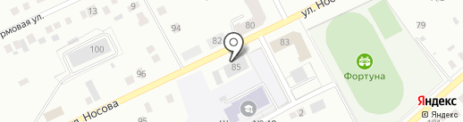 LIR CAR STYLE на карте Нижнего Тагила