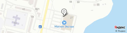 Mybox на карте Ревды