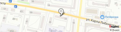 Sela на карте Ревды