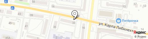 ЗАГС г. Ревда на карте Ревды