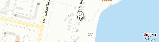 Домодел на карте Ревды
