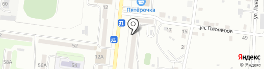Чех на карте Ревды