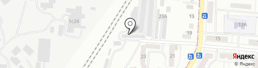 АВТОМАСТЕР на карте Нижнего Тагила