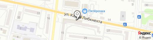 Ломбард Корунд на карте Ревды