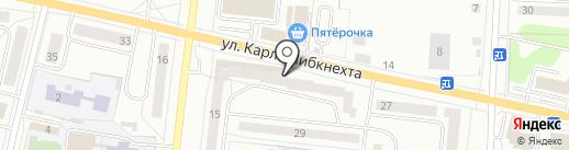 Займ ЭКСПРЕСС на карте Ревды