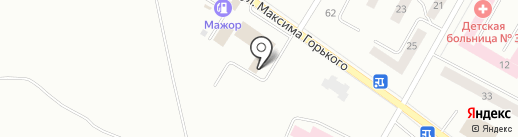 Ultimatum Auto на карте Нижнего Тагила