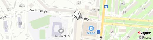 OZON.ru на карте Первоуральска