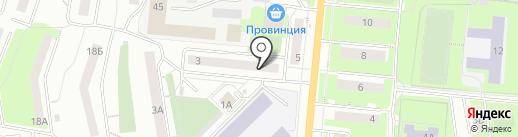 Фотосалон на карте Первоуральска