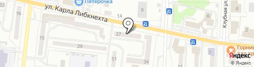 Здрава на карте Ревды