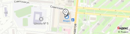 Эльдар на карте Первоуральска