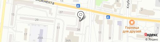 ДентЭлита на карте Ревды