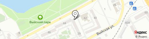 ЭКО-ПАРК на карте Нижнего Тагила