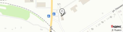 Гарант-Авто на карте Ревды