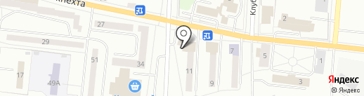 Форсаж на карте Ревды